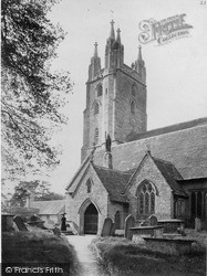 Newland, Church c.1890