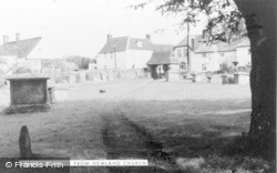 Newland, Lychgate From Church c.1950