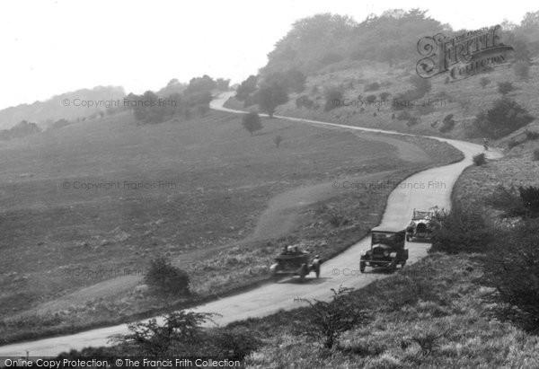 Photo of Newlands Corner, 1927