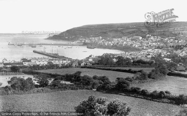 Photo of Newlyn, c.1900