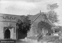 Newlyn East, Church c.1900, St Newlyn East