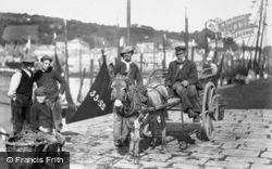 Fishermen 1906, Newlyn