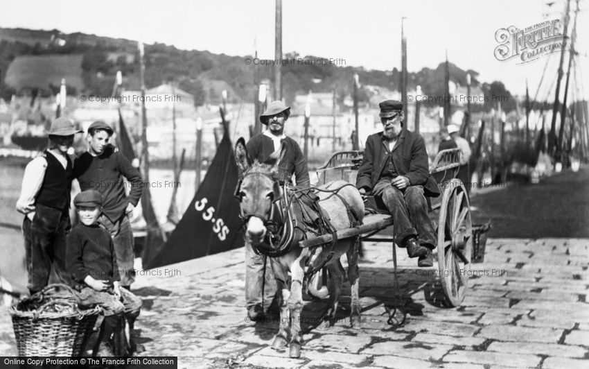 Newlyn, Fishermen 1906