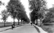 Newmarket, Bury Road 1922