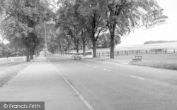 Newmarket, Bury Road c.1960
