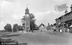 Newmarket, Clock Tower 1922