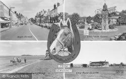 Newmarket, Composite c.1960