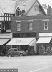 Newmarket, Currys c.1955