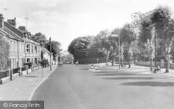 Newmarket, High Steet c.1960