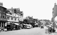 Newmarket, High Street c1955