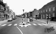 Newmarket, High Street c.1960