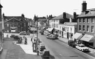 Newmarket, High Street c1960