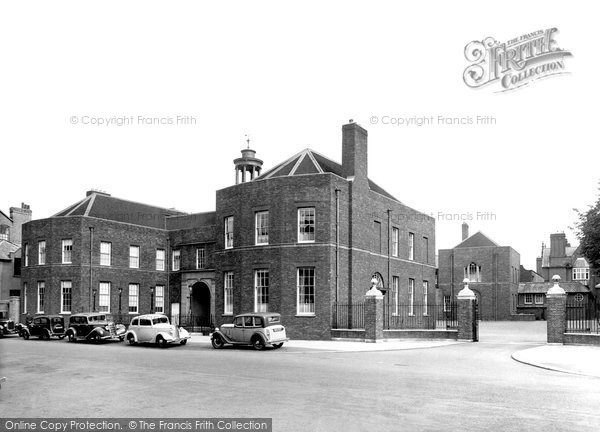 Photo of Newmarket, Jockey Club 1938