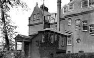 Newmarket, Jockey Club Rooms, King's Entrance 1922