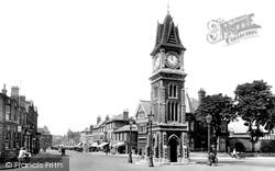 Newmarket, Jubilee Clock Tower 1929