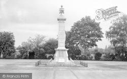 Newmarket, Memorial Park c.1955