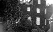 Newmarket, Palace House 1938