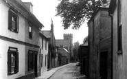 Newmarket, Palace Street 1938