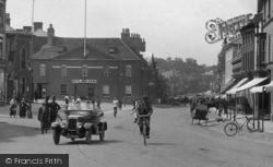 Newmarket, Rutland Arms, High Street 1922