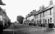 Newmarket, St Philip's Road c.1955