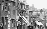 Newmarket, Terrace And High Street 1922