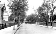 Newmarket, The Avenue 1922