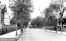Newmarket, The Avenue 1922