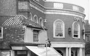 Newmarket, The Cinema, High Street 1938