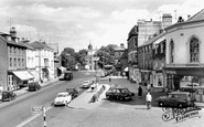 Newmarket, The Clock Tower c.1960