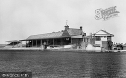 Newmarket, The Grandstand, Rowley Mile Racecourse 1922