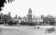 Newmarket, The Roundabout c.1955