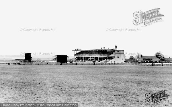 Photo of Newmarket, The Rowley Mile Racecourse c.1960