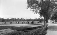 Newmarket, The Severals 1929