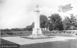 Newmarket, War Memorial 1922