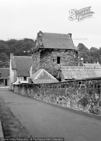 Photo of Newmilns, Tower 1951