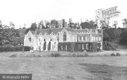 Newnham, Flaxley Abbey c.1955