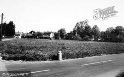 Newnham, Green c.1955