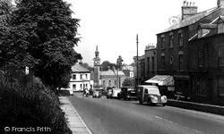 Newnham, High Street 1955