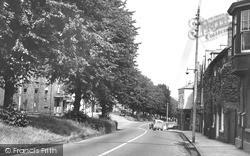 Newnham, High Street c.1955