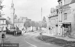 Newnham, Lower High Street c.1955