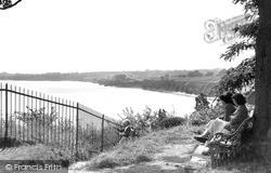Newnham, River Severn From The Church c.1955