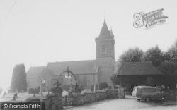 Newnham, St Peter's Church c.1965