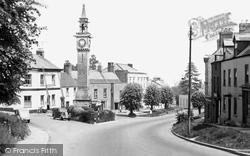 Newnham, The Clock Tower c.1955