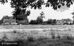 The Green c.1955, Newnham