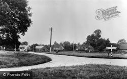 The Village Green c.1955, Newnham