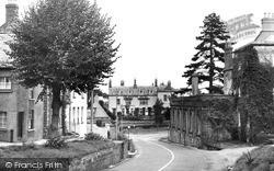 Newnham, Unlawater Hotel c.1955