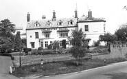 Newnham, Unlawater Hotel c1955