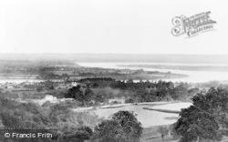 Newnham, View From Pleasant Stile c.1955