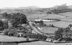 Newport, Allt-Yr-Yn, Little Switzerland c.1955