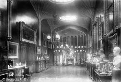Aqualate Gallery 1898, Newport